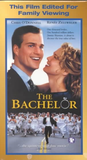 The Bachelor (Family Edited Edition) [VHS] cover