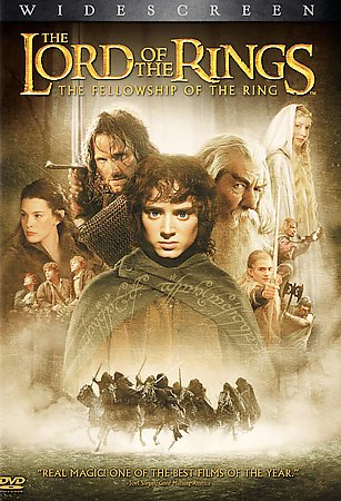 The Lord of the Rings: The Fellowship of the Ring (Two-Disc Widescreen Theatrical Edition) cover
