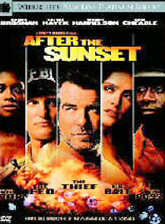 After the Sunset (Widescreen New Line Platinum Series) cover