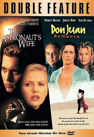 Astronaut's Wife, The/Don Juan DeMarco (DVD) (DBFE) (Multi-Title) cover