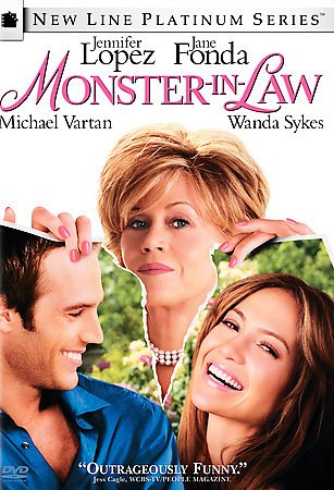 Monster-in-Law (New Line Platinum Series) cover