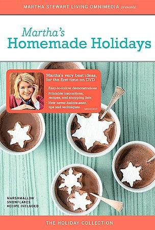 The Martha Stewart Holiday Collection - Homemade Holidays