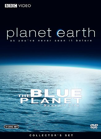 Planet Earth / The Blue Planet: Seas of Life (Special Collector's Edition) cover
