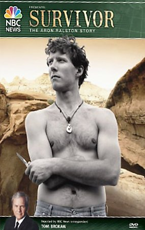 NBC News Presents: Survivor - The Aron Ralston Story cover