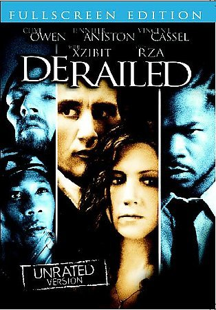 Derailed (Unrated Full Screen) cover