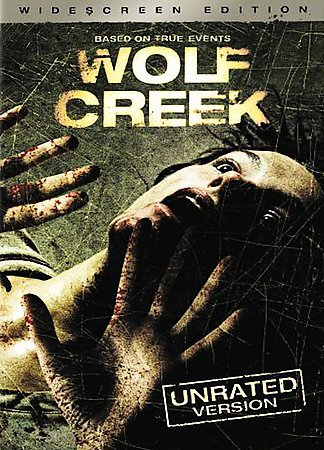 Wolf Creek (Unrated Widescreen Edition) cover