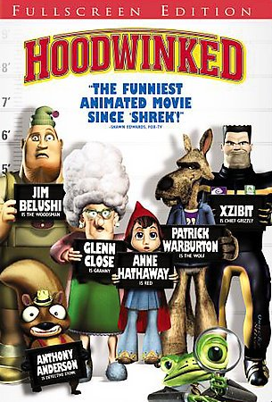 Hoodwinked (Full Screen Version) cover