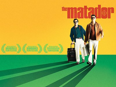 The Matador (Widescreen Edition) cover