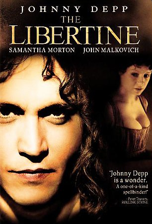 The Libertine cover