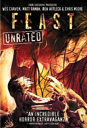 Feast (Unrated Edition) cover
