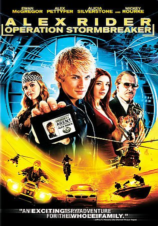 Alex Rider: Operation Stormbreaker (Widescreen Edition) cover