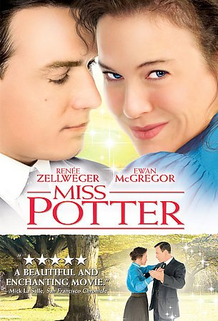 Miss Potter cover