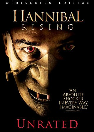 Hannibal Rising (Unrated Widescreen Edition) cover