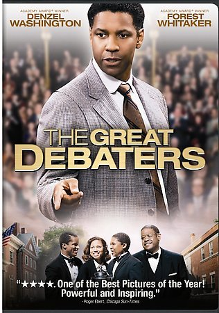 The Great Debaters cover