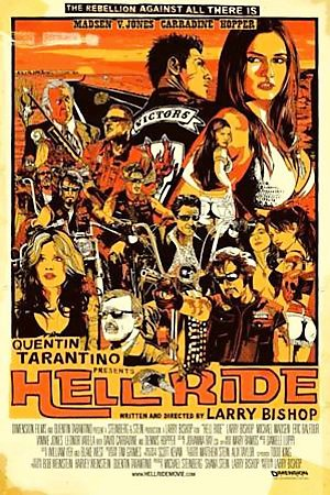 Hell Ride cover