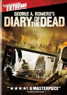 George A. Romero's Diary of the Dead cover