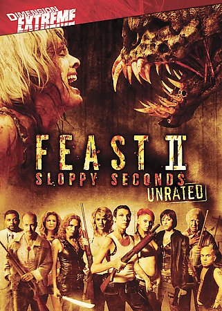 Feast II: Sloppy Seconds cover
