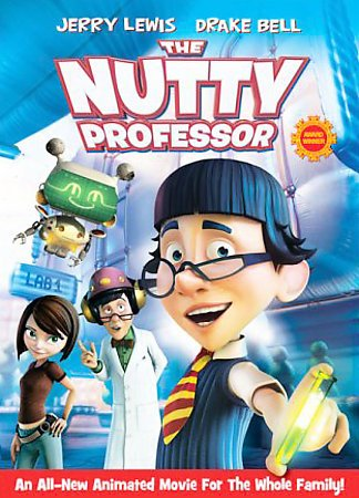 The Nutty Professor cover