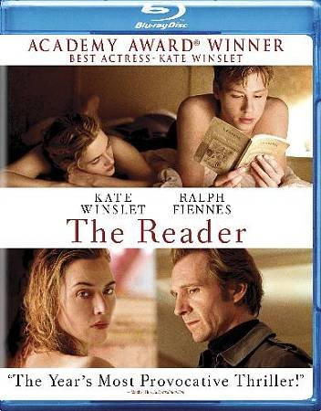 The Reader [Blu-ray] cover