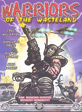 Warriors of the Wasteland cover