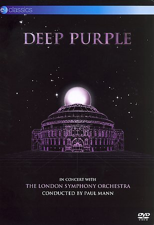 Deep Purple: In Concert with the London Symphony Orchestra cover
