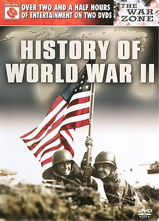 History of World War II cover