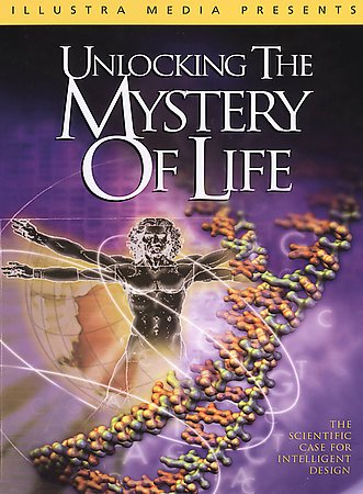 Unlocking the Mystery of Life cover