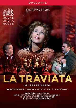 Verdi: La Traviata cover