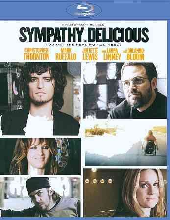 Sympathy for Delicious [Blu-ray] cover