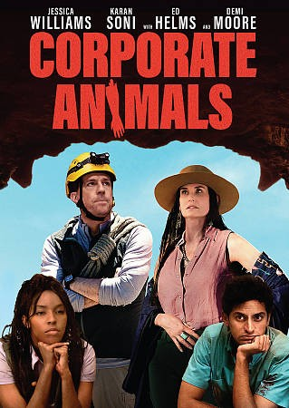 Corporate Animals cover