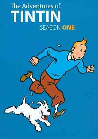 The Adventures Of Tintin: Season 1 cover