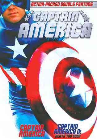 Captain America (1979) / Captain America II: Death Too Soon (1979) cover