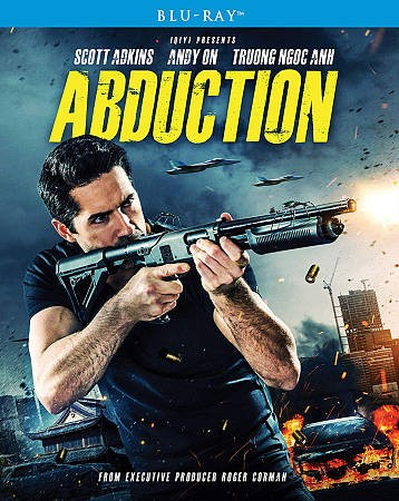 Abduction [Blu-ray] cover