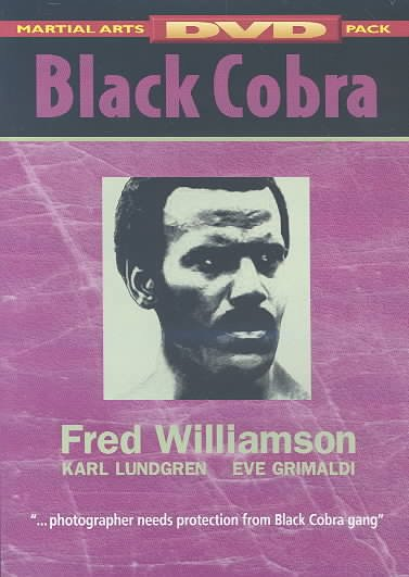 Black Cobra cover