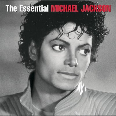 The Essential Michael Jackson cover