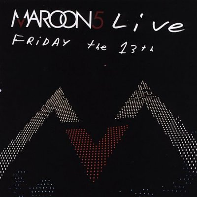 Live Friday the 13th (CD/DVD) cover