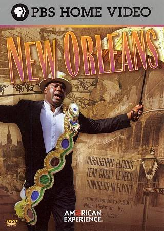American Experience: New Orleans cover