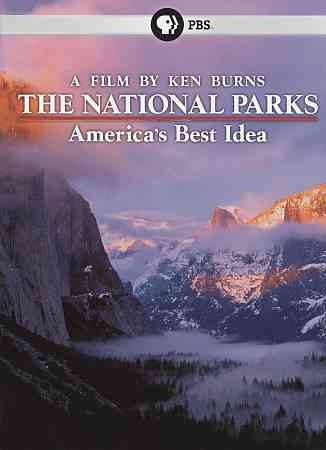 The National Parks: America's Best Idea cover