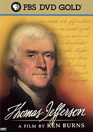 Thomas Jefferson - A Film by Ken Burns cover