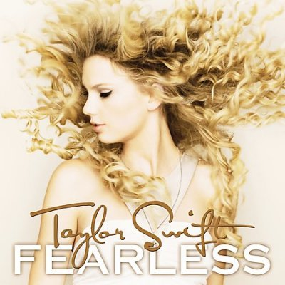 Fearless [Enhanced] cover
