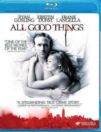 All Good Things [Blu-ray] cover