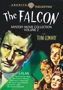 The Falcon Mystery Movie Collection, Volume 2 cover
