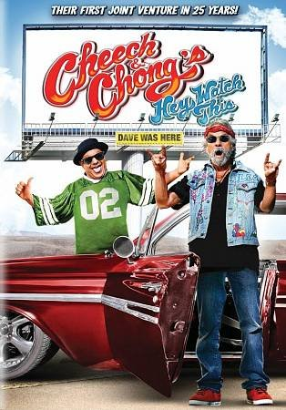 Cheech & Chong's Hey Watch This! cover