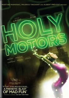 Holy Motors cover