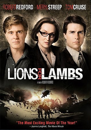 Lions For Lambs (Full Screen Edition) cover