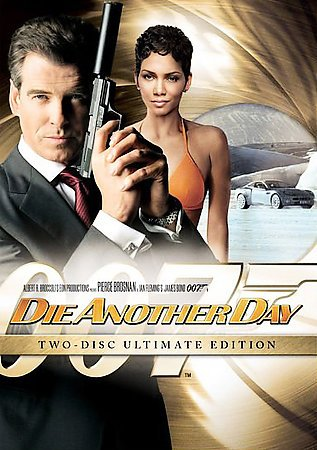 Die Another Day (Two-Disc Ultimate Edition) cover