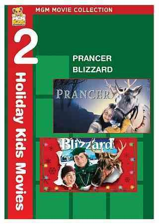 Kids Holiday Movie Two-Pack (Prancer / Blizzard) cover