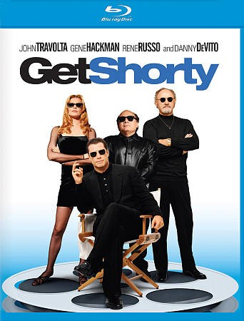 Get Shorty Blu-ray cover