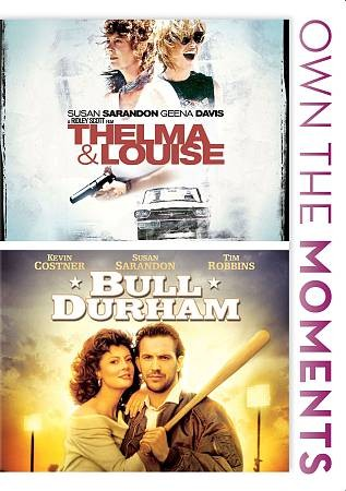 Bull Durham / Thelma & Louise [Double Feature] cover