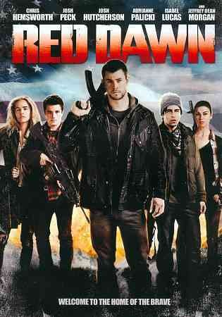 Red Dawn (2012) (WS/DVD) cover